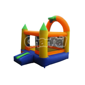 indoor mini inflatable bouncy castle for toddlers