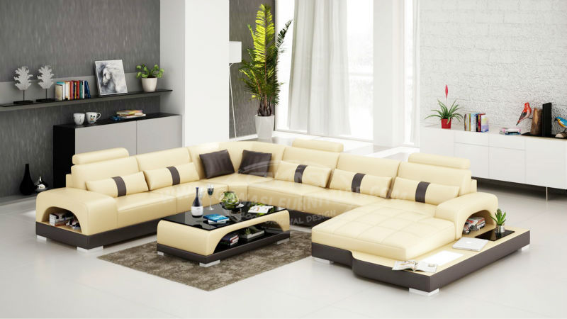 Ganasi Comfortable Sofa Furniture Living Room Set China