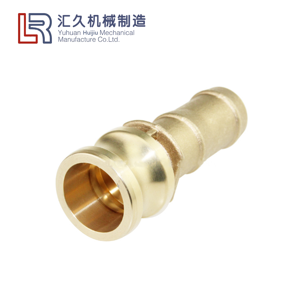 Brass Quick Cam And Groove Brake Trailer Fitting Pipe Agricultural Water Sprinkler Adjustable Camlock Coupling