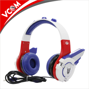 Kid Electronics Children Lightweight Headphones With Volume Limitter Hearing Protect For Kids