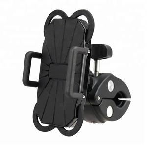 High quality full protection bike mount mobile phone holder