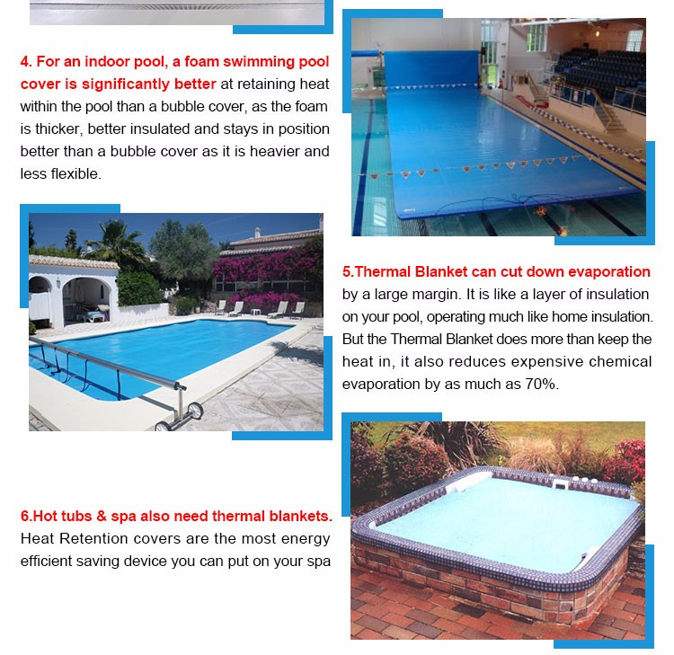 XPE Pool cover thermal pool thermal blanket cover,thermal pool blanket,  View pool cover thermal, LANDY Product Details from Landy (Guangzhou)  Plastic ...