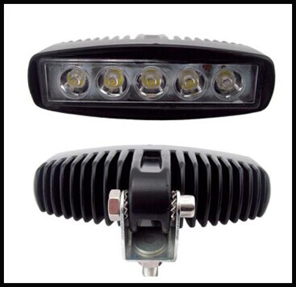 Waterproof Led Spotlight 12v,Led Work Light Bar For Car Truck Atv ...