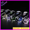 Hand Made Home Decoration Glass Animal Figurines