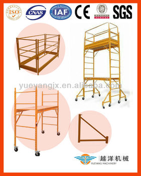 Scaffold System-Multifunctional Portable Scaffolding