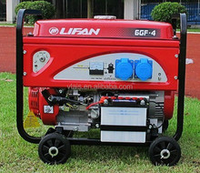 2.8 KVA LIFAN Home power Gasoline Generator 2.8GF-3