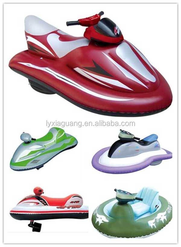 Inflatable Electric Water Scooter For Kids Jet Ski