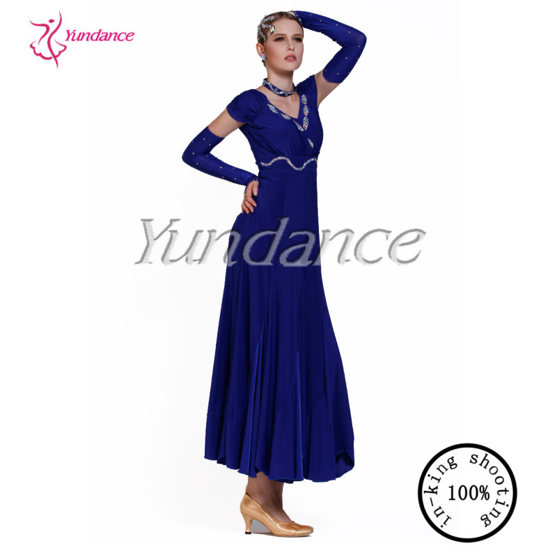 M 13 Fashion With Gloves Semi Formal Dance Dressessmooth Dress
