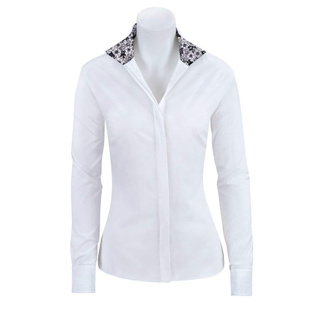 RJ Classics Prestige Ladies Spruce Long Sleeve English Show Shirt