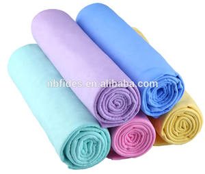Wholesale Synthetic Chamois Car Glass Cleaning Cloth PVA Chamois Cloth