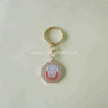 Make Your Own Logo Metal Key Chain National Emblem Eagle Shaped For Uae  National Day Gifts - Buy Metal Key Chain In Craft,Uae National Day  Gifts,Make