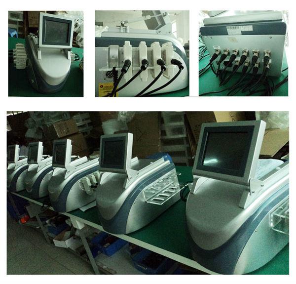 lipoglaze machine