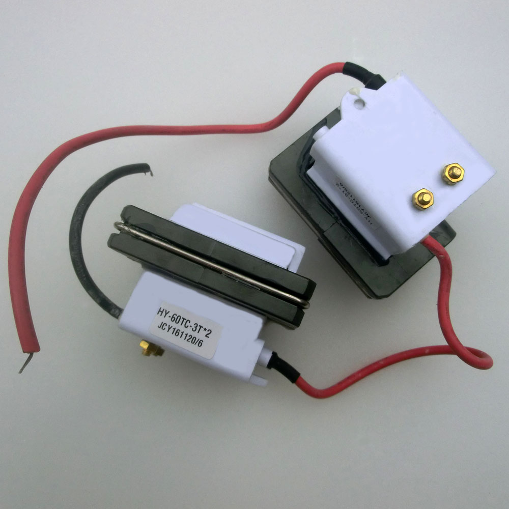 high voltage flyback transformer FBT for reci laser power supply 80W 90W dy10