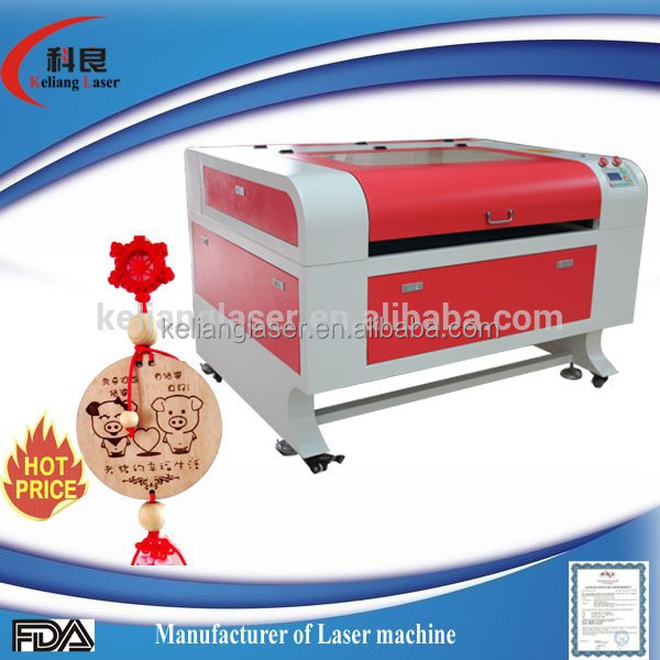 690 80W CO2 Laser carving Machine working arae 600mmx900mm