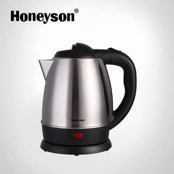 Hotel appliances 1.2l stainless steel electric boiling water kettle