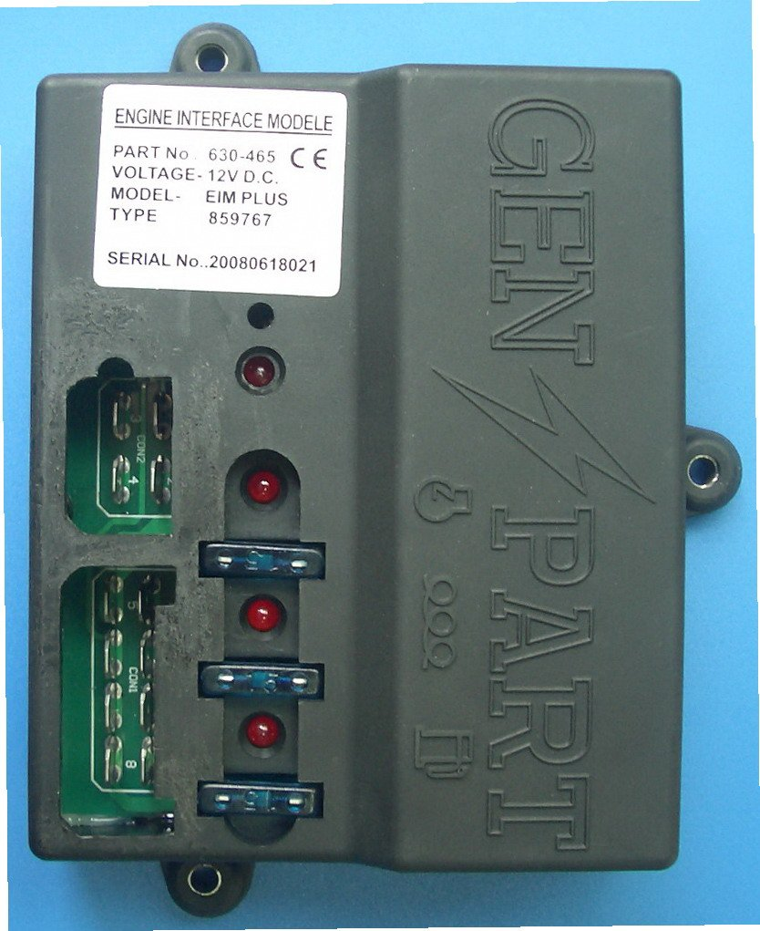 Generator Parts EIM 630 465 engine interface module eim plus, engine interface module eim plus fg wilson engine interface module wiring diagram at gsmx.co