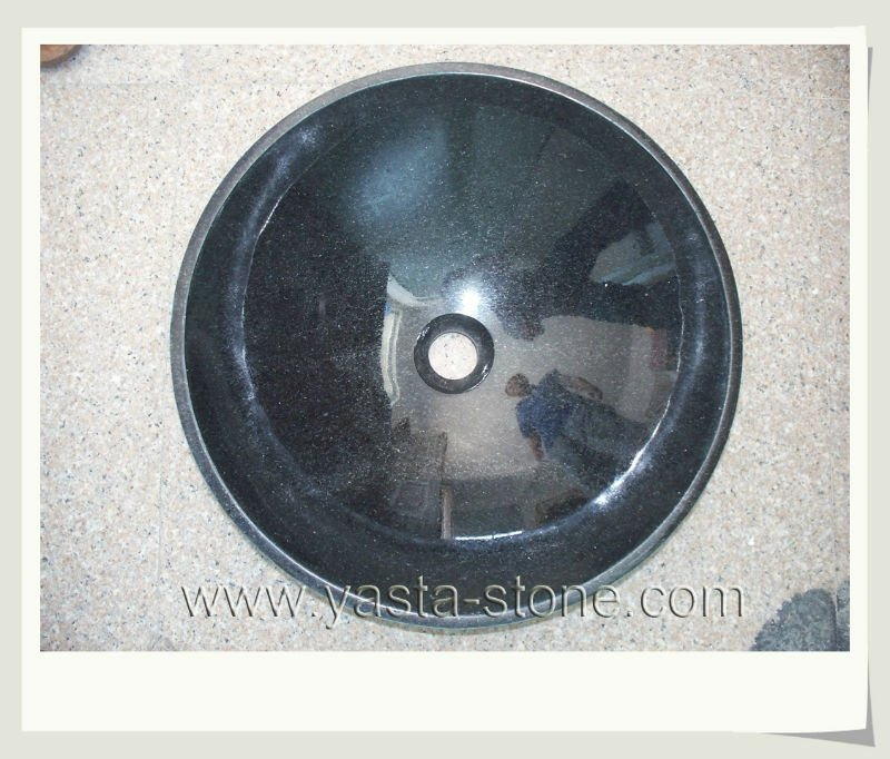 Shanxi Black Granite Sinks