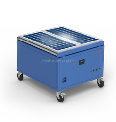 China pure sine wave 4KW Off-grid Photovoltaic Power generator and PV &Solar power system China