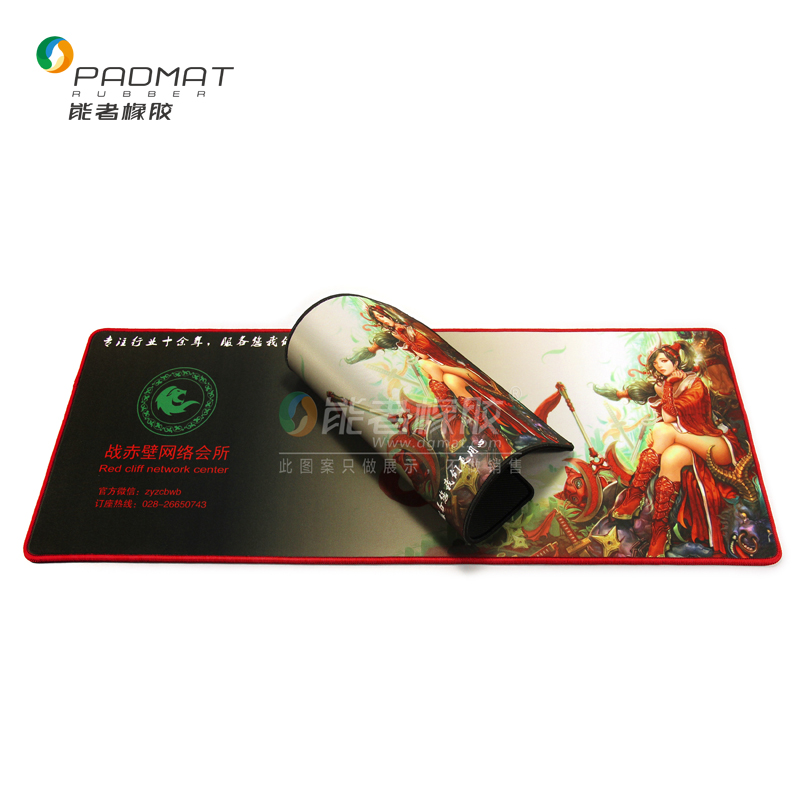 custom oversized rubber keyboard foot mousepad playmats for gaming