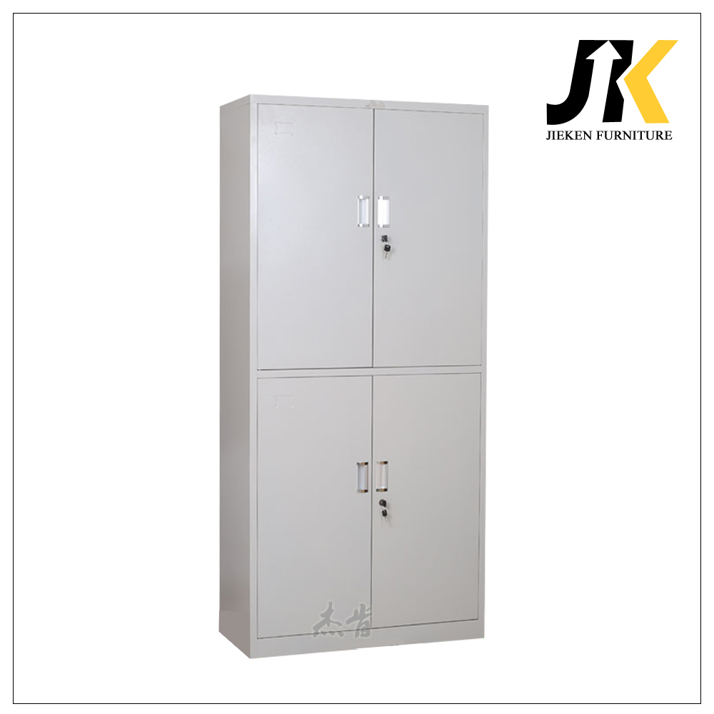 Cheap Iron locking cupboard large metal storage cabinets for sale