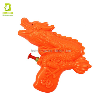 Dragon Shape Water Gun Promotional Plastic Toys for Kids