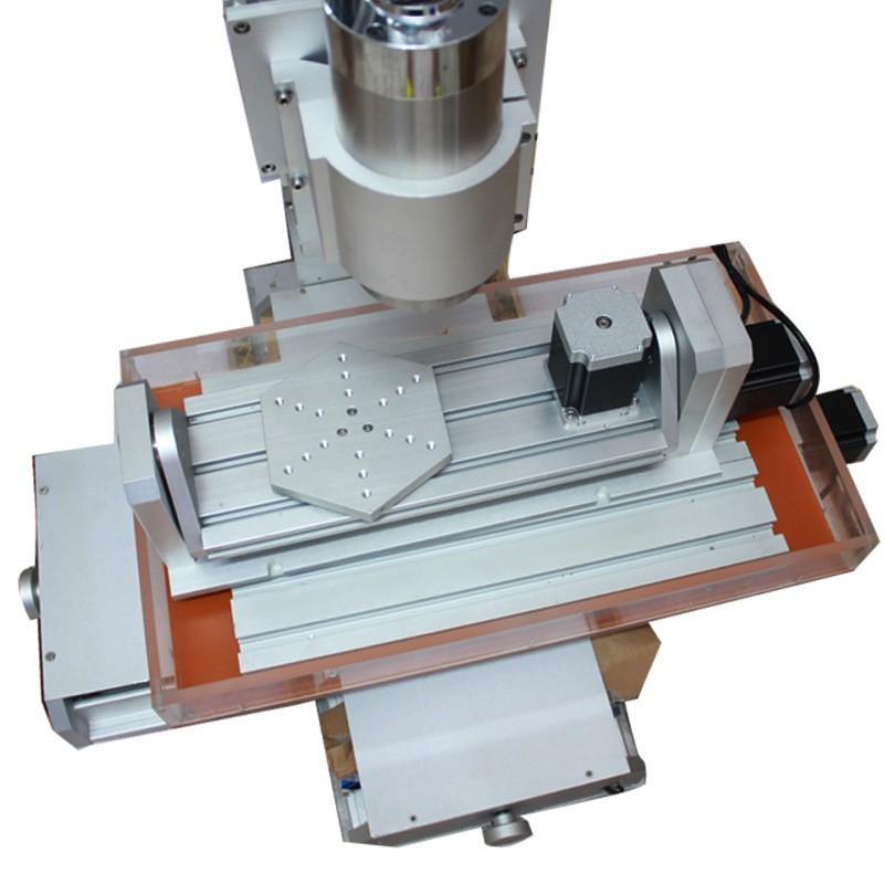Cnc Milling Machine Vertical 5 Axis Cnc Router Machine