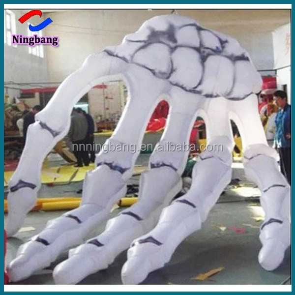 NB-HW2020 Ningbang scared inflatable helloween decoration,inflatable skeleton