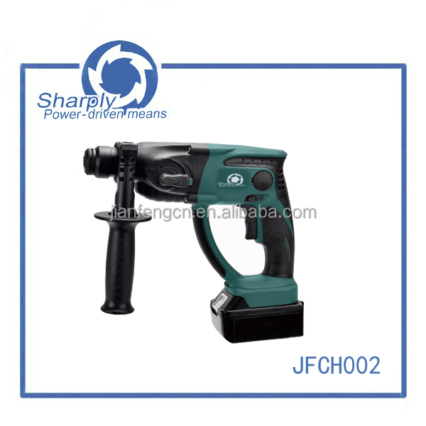 10.2/14.4/18v hilti cordless rotary hammers(JFCH002),Li-ion 1.3Ah with professional use