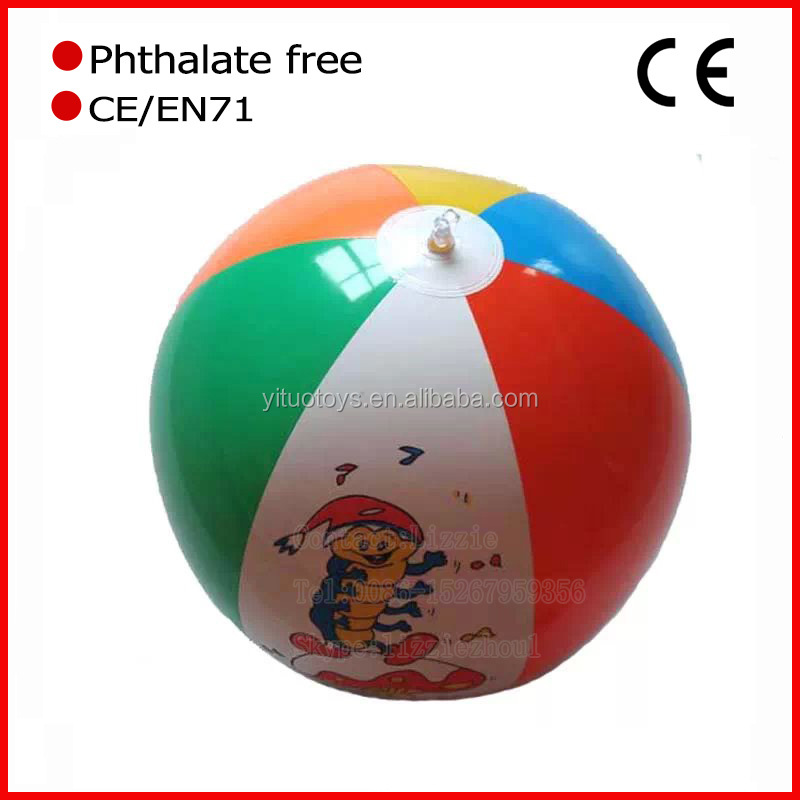 14inch cheap price pool beach balls for fun kids inflatable water beach ball phthalate free