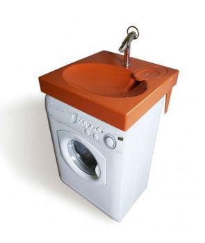 Platzsparende Waschmaschine platzsparende waschbecken,flach waschbecken oben passt waschmaschine