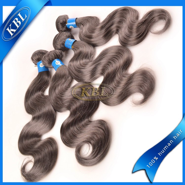 New coming high grade silver grey hair pieces uk, shedding free grey silver hair extensions