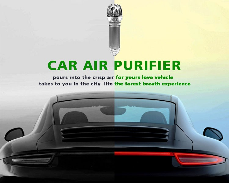 2017 Best Selling Latest Korean Car Accessories Remove Smoke