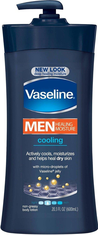 Vaseline as lubricant