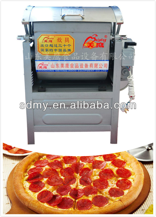 Manufacturer automatic bakery baking bread dough mixing machine