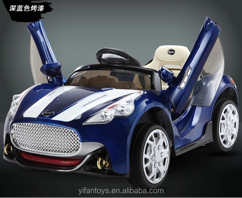 New Cool Model Ride On Car With Opening DoorsElectric Kids Riding - Cool car doors
