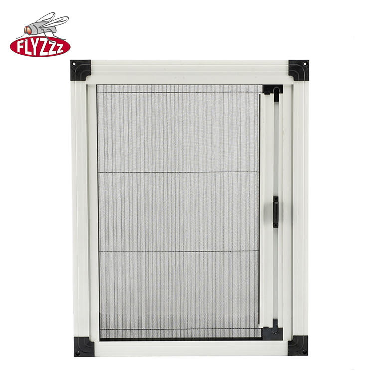 2019 New Style Easy Install Plisse Mosquito net Insect Screen Door