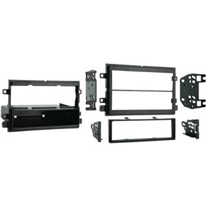 """Metra 2004 - 2010 Ford(R) F150/Lincoln/Mercury Single- Or Double-Din Installation Kit """"Product Type: Installation Accessories/Installation Kits"""""""