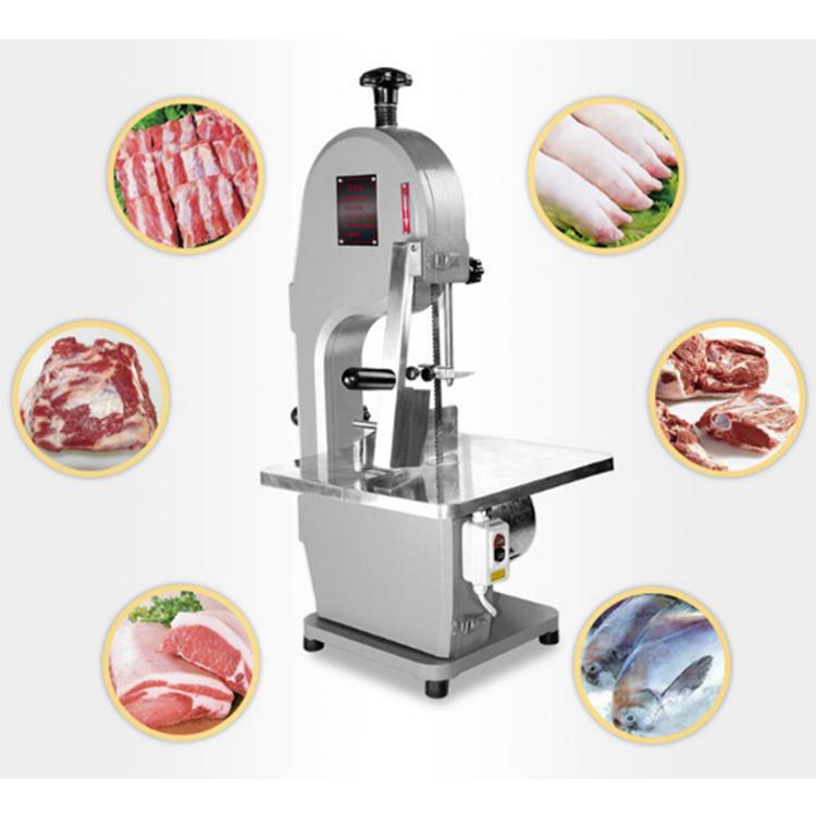 Чтобы быстро и аккуратно порезать мясо или рыбу, в заведениях общепита и не только пригодится ленточная пила.