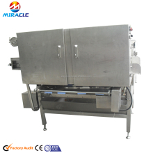 Hard Boiled Eggs Peeler Machine Factory Price, Poached Egg Shell Removing and Peeler
