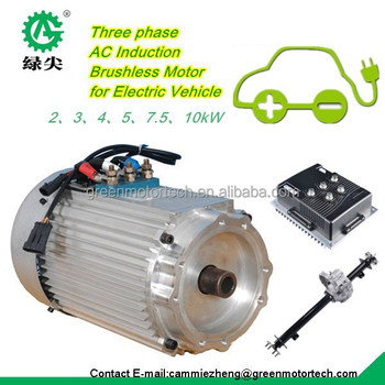 Regenerative braking ac induction motor for electric bus for Regenerative dc motor control