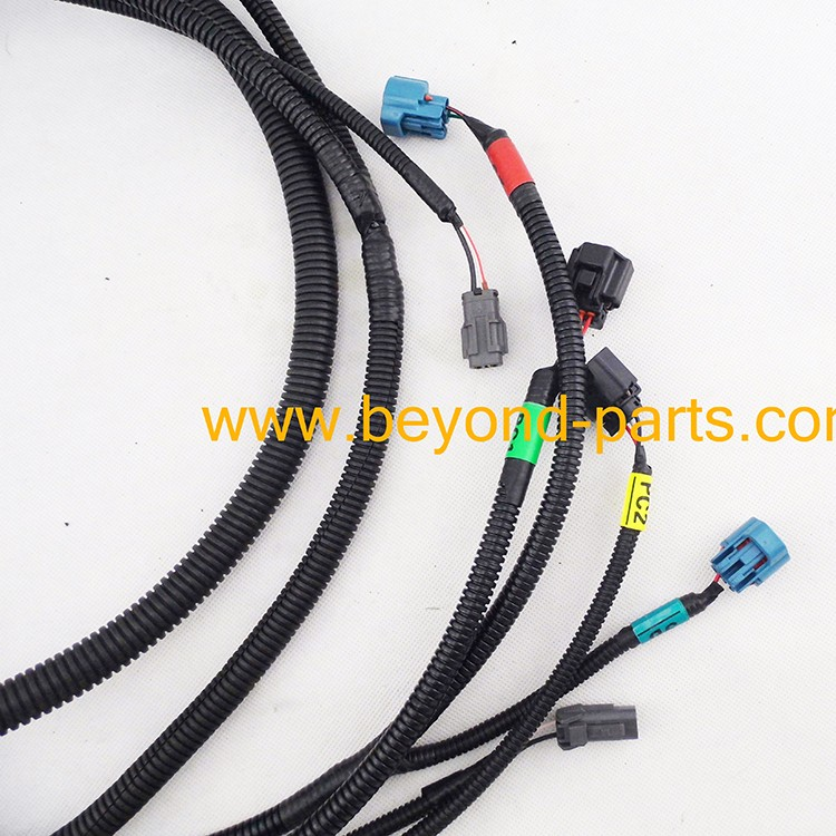 excavator wire harness zx300 zx330 zx400 zx450 hydraulic wiring harness buy zx330 wiring