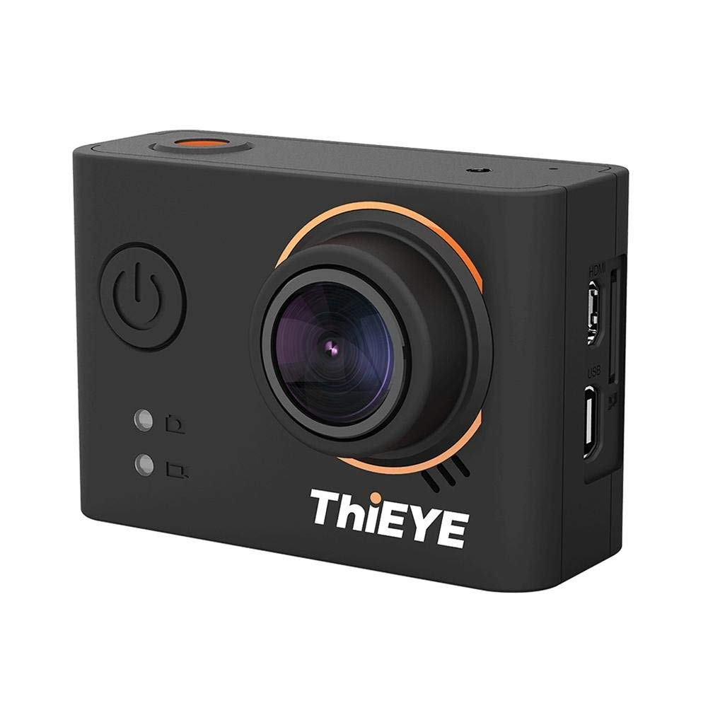 Auto-cute Action Camera ThiEYE T3 4K WIFI Video Camera, Sport Waterproof Camcorder DV 12MP 170 Degree Wide Angle 2 Inch Display,Full HD Video Camera