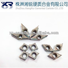 tungsten carbide insert for alumium /alumium cnc turning inserts/carbide cnc alumium insert