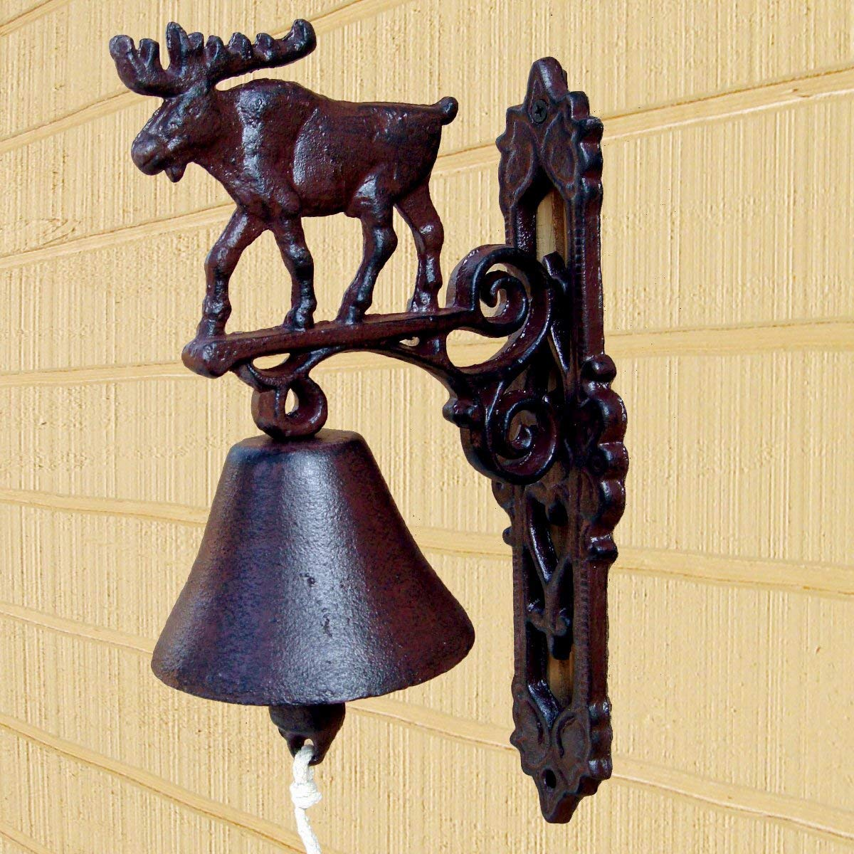 Cheap Antique Cast Iron Dinner Bell, find Antique Cast Iron Dinner ...