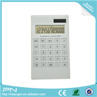2018 Hot Selling Custom Pink Office 12 Digits Desktop Calculator