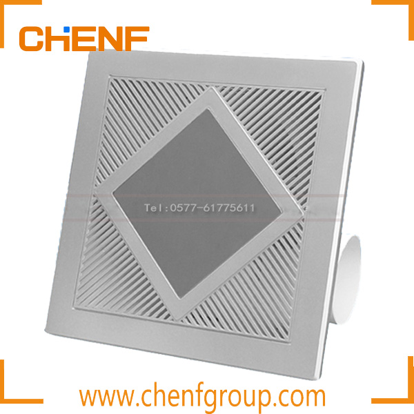 Competitive Price 320*320 Portable Kitchen Exhaust Fan, 19A Paint Room Exhaust Fan, 35W Ceiling Mounted Exhaust Fan OEM Service