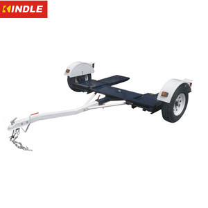 Factory Make Tow Car Dolly Trailer For Sale with CE certificate