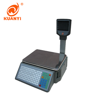 Barcode Electronic Weighing Scale with Printer