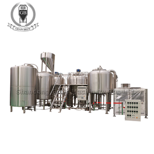 20BBL Craft Brewery Equipment, Turnkey Brewery, Beer Brewery System