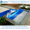 Automatic hard plastic polycarbonate Swimming Pool Covers